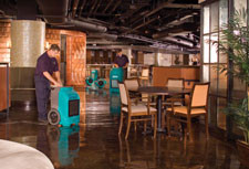 ServiceMaster Water Damage Clean Up
